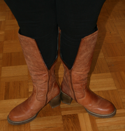 stylish boots for large calves yes it can be done