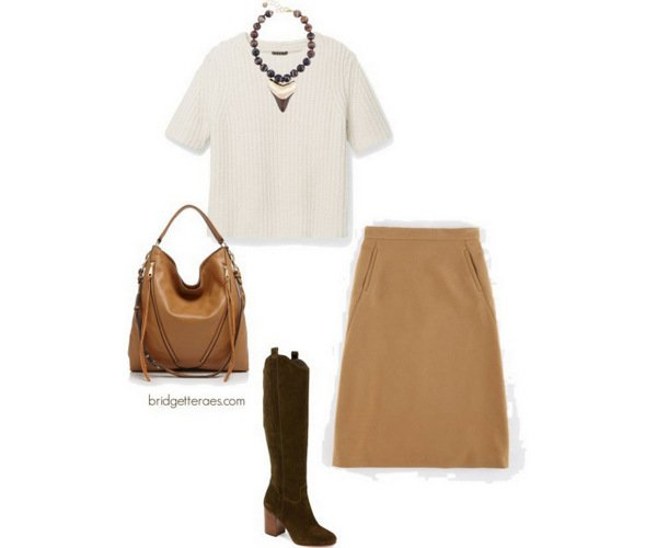 how to accessorize wtih olive
