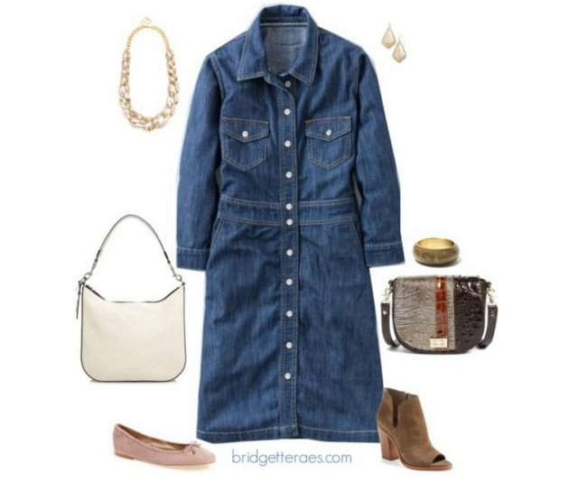 chambray dresses