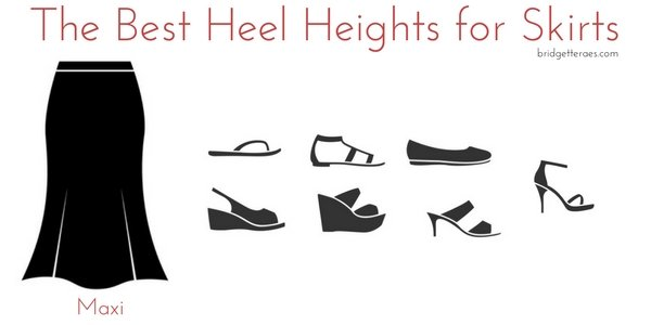 Heel heights
