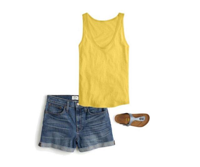 summer wardrobe capsule
