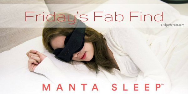 manta sleep mask  Friday's Fab Find: Manta Sleep Mask - Bridgette Raes Style Expert